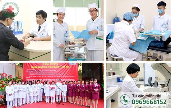 Đa khoa quốc tế Hà Nội